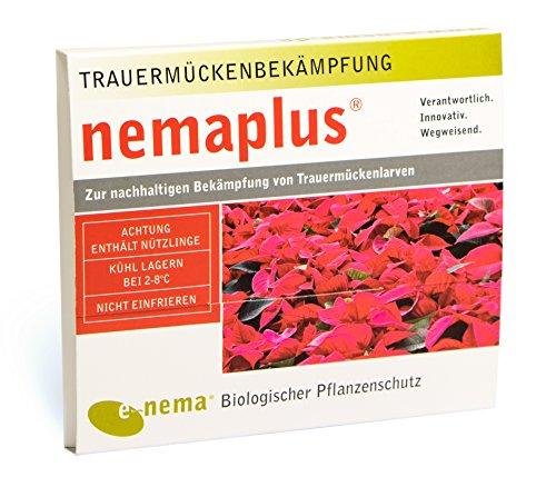 nemaplus SF Nematoden zur Bekämpfung von Trauermücken