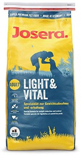 Josera Light und Vital, 1er Pack (1 x 15 kg)