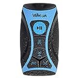 100% wasserdichter Stream MP3-Player mit UKW-Radio und Unterwasserkopfhörer für Schwimmrunden, Wassersport, Kurze Schnur, 8 GB - Von Walkercam