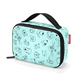 Reisenthel Thermocase Kids Reisetasche, 20 cm, 1.5 L, Cats And Dogs Mint