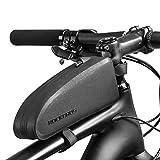RockBros Fahrrad Rahmentasche Oberrohrtasche Wasserdicht 23.5*6.5*10.5cm