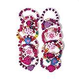 12 Princess Armbänder Girls: Party Geschenktüten;