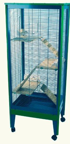 Chinchilla-Käfig, hoch