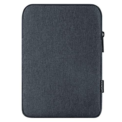 MoKo 9-10.5 Zoll Hülle für Tablet, Sleeve Schutzhülle aus Polyester Tablet Tasche für iPad Air (3. Gen) 10.5 Inch 2019,iPad Pro 11 2018,iPad 9.7 2018/2017,Galaxy Tab A 10.1,Surface Go 10 - Space Grey