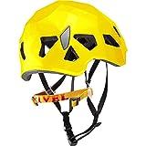 Grivel Stealth HS Kletterhelm, Farbe:gelb