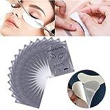 100 Paar Augenpads Eye Pads Profi Augen Gel Patch mit Dynamische Passform für Wimpernverlängerung Eye Extensions Augenwimper Beauty, Fusselfrei