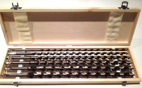 STHOR 22466 Holzbohrer, abgestimmt, 10-20x460mm, 6Stück