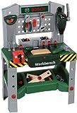 Theo Klein 8624 - Bosch Werkbank mit sound effects, Spielzeug