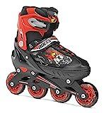 Roces Jungen Inline-skates Compy 6.0, black-red, 26-29, 400808