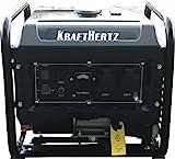 KRAFTHERTZ 3300 Watt Inverter Stromerzeuger 1 Phase, USB Anschlüsse , Smart Ladestation (INVERTER 3300 WATT max.)