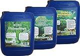 MIBO Pflanzendünger Spar Set 5000ml Aquariumdünger bestehend aus Pflanzendünger 5000ml Kohlenstoffdünger 5000ml Eisendünger 5000ml