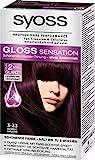 Syoss Gloss Sensation Intensiv-Tönung 3-33 Dunkle Kirsche, 3er Pack (3 x 115 ml)