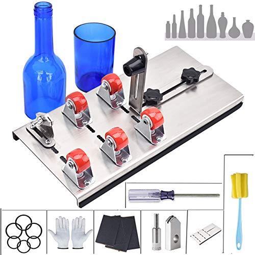 Glasschneider für Flaschen /Flaschenschneider/Glasflaschenschneider - zur Flaschen Pflanzmaschinen,Kronleuchter aus,Glas Kerzenständer, Flaschen Lampen