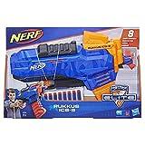 Hasbro Nerf E2654EU4 N-Strike Elite Rukkus ICS-8, Spielzeugblaster mit 8-Dart Slide-Magazin, Multicolor