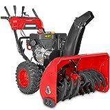 HECHT 9542SQ Benzin-Schneefräse (106cm Arbeitsbreite, 11 kW/ 15 PS, 2-Stufen-Fräse, 6-Gänge, Griffheizung, LED-Licht)