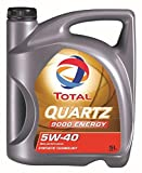 Total Motorenöl 5W-40 Quartz 9000 Energy, 5 Liter