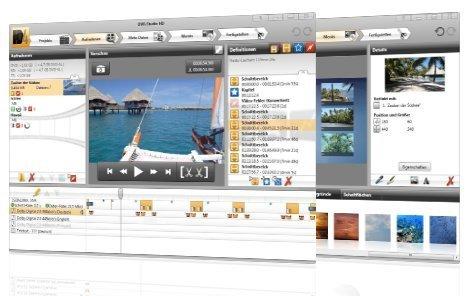 DVR-Studio HD4 - DVB-Videoverarbeitung in Datei- und Disk-Form [Product Key Card]