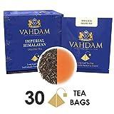 Himalaya Oolong Teeblätter, 15 Teebeutel (2er PACK), Pyramidenförmige Oolong Langblatt Teebeutel, Oolong Tee für Gewichtsverlust, 100% natürlicher Loser Oolong Blättertee, Detox Tee & Schlankheitstee, verpackt an der Quelle
