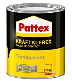 Pattex Transparent 650G
