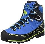 Mammut Herren Kento High GTX Trekking- & Wanderstiefel, Blau (Imperial-Sprout 50055), 43 1/3 EU