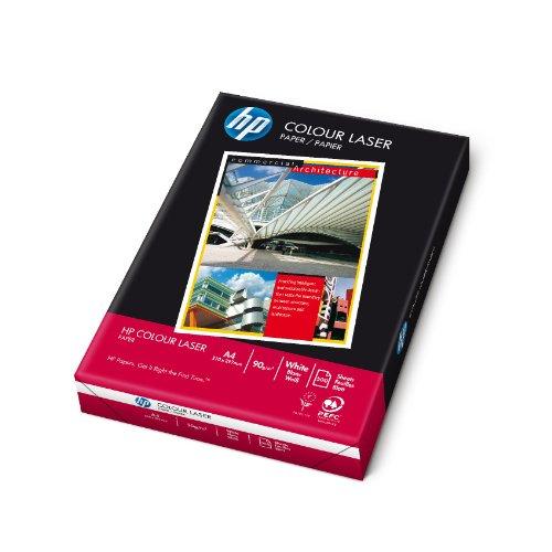 HP CHP370 Colour Laserpapier, 90 g/m², A4 500 Blatt, weiß