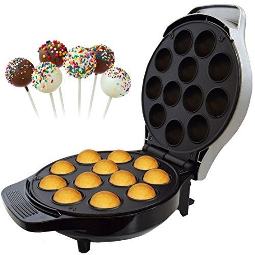 Syntrox Germany Chef-Maker 1200 Watt Cake Pop Maker für 12 Cake Pops