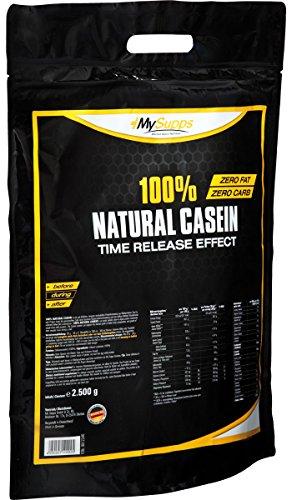 My Supps 100% Natural Casein - 2kg