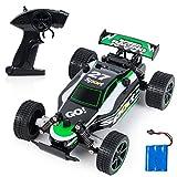 SGILE 23211 1:20 RC Hochgeschwindigkeits Rennauto mit Fernbedienung, 4WD Geländefahrzeug, 2,4 GHz, Kletterspielzeug, wiederaufladbar