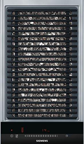 Siemens ET375FUB1E Lava Grill zur perfekten Kombination mit weiteren Domino oder Facetten-Design-Kochstellen / iQ500 Backofen und Herdzubehör