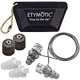 Etymotic ER•20XS-UF-P, High Fidelity Gehörschutzstöpsel Set, Universal Fit klar/mehrfarbig (Polybag)