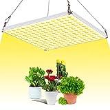Roleadro 75W LED Pflanzenlampe Vollspektrum, LED Grow Light Pflanzenlicht Led Grow Lamp für Zimmerpflanzen Gemüse und Blumen