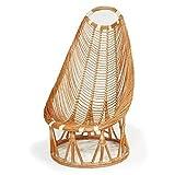 Weidenprofi Korbmöbel, Möbel aus Weide, Sessel: 70 x 60 cm, Sitzhöhe 32 cm, Gesamthöhe112 cm