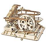 ROBOTIME Lasergeschnittenes Holzpuzzle Bausatz 3D Puzzle Spiel -Modellbau Holz Bausatz Erwachsene - Geschenke für Väter