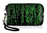 Silent Monsters 1005002004 Neopren Universal Kameratasche für Kompaktkamera Matrix