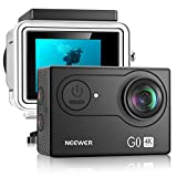 Neewer 58-in-1 Action-Kamera Zubehör-Kit für GoPro Hero 6 5 4 3+ 3 2 1, Hero Session 5 Black AKASO EK7000 Apeman SJCAM DBPOWER AKASO VicTsing Rollei