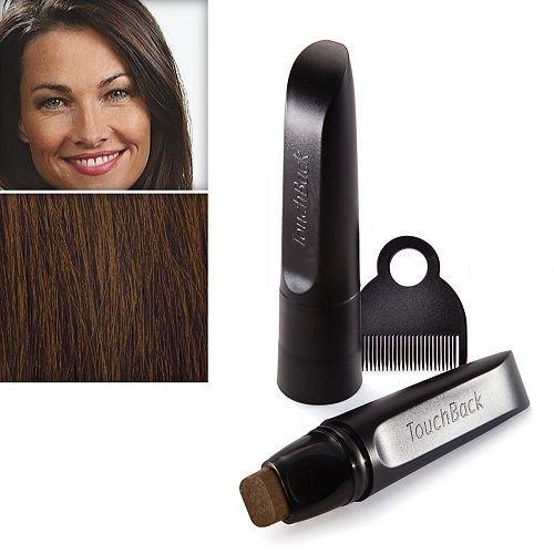 Touchback Haarfärbestift Mittelbraun