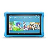 Das neue Fire HD 10 Kids Edition-Tablet, 25,65 cm (10,1 Zoll) 1080p Full HD-Display, 32 GB, blaue kindgerechte Hülle