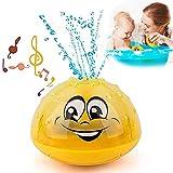 Schwimmende Badespielzeug füR Babys, Spray Wasser Baby Spielzeug Badespielzeug, Spaßspielzeug füR Badewanne Beach Pool, Sich Mit Brunnen Drehen, VerfäRbung Automatisch, füR Kinder Baby & Haustier