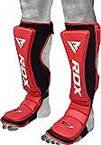 RDX Schienbeinschoner Boxen Schienbeinschutz Schienbein Kampfsport Muay Thai Kickboxen Schienbeinschützer Beinschützer