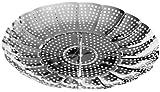 Fackelmann 42491 Dünsteinsatz 24x13cm faltbar SBKte