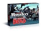 Das neue RISIKO The Walking Dead – Die Survival Edition für Fans | Gesellschaftsspiel | Familienspiel | Brettspiel | Strategiespiel