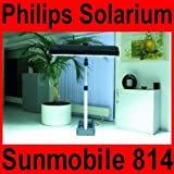 Overdrive-Racing Solarium Philips Sunmobile HB 814 Homesun Sonnenbank