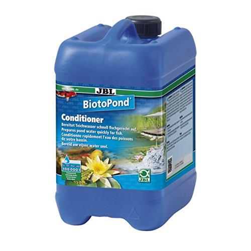 JBL BiotoPond 26063 Wasseraufbereiter für Teiche, 5 l