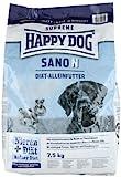 Happy Dog Spezialitäten Sano N, 7.5 Kg, 1er Pack (1 x 7.5 kg)