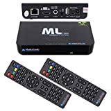 Medialink Smart Home ML 7000 IPTV Box Receiver HDMI USB Full HD inkl. HDMI Kabel
