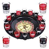 S/O Trinkspiel Roulette incl. Geschenkverpackung Party Spiel Saufspiel für Erwachsene