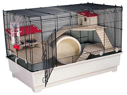 Mäuse- und Hamsterkäfig BORNEO 'M' DELUXE