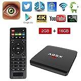 A95X R1 TV Box Android 7.1 2GB/16GB Quad Core HD 4K WiFi & LAN VP9 DLNA H.265