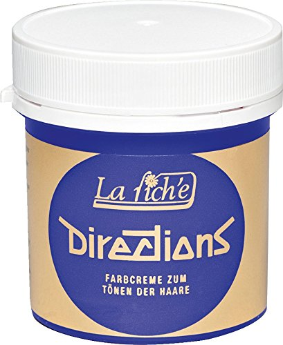 La Riche Unisex Semi Permanent Haarfarbe, lagoon blue, 1er Pack, (1 x 89 ml)