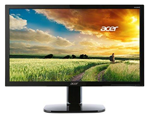 ACER KA220HQbid 54,6cm 21,5Zoll TFT 1920x1080 LED Backlight 5ms 200cd/m² VGA DVI HDMI schwarz